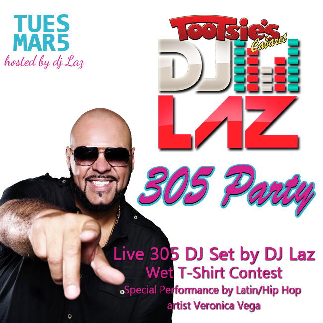 305 Party with DJ Laz
